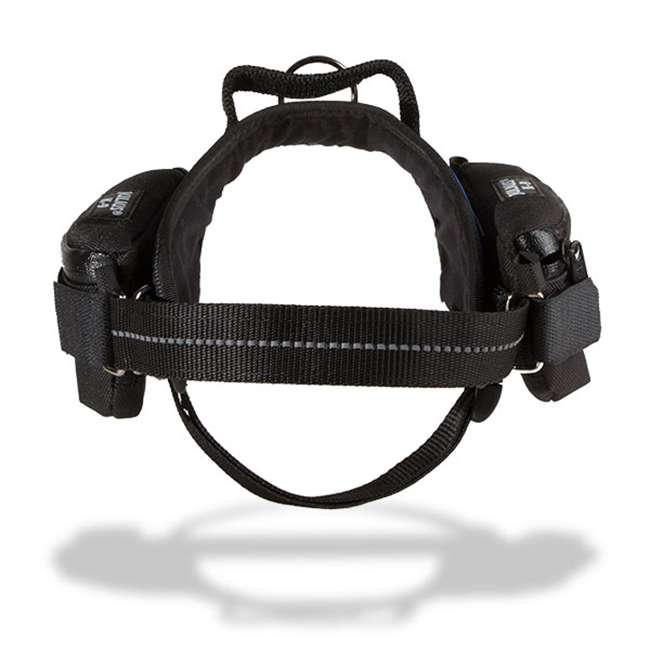 Julius K9 IDC Universal Side Bags on harness