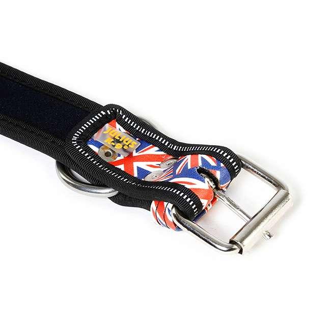 Julius K9 NZ UK Flag K9 Collar Buckle