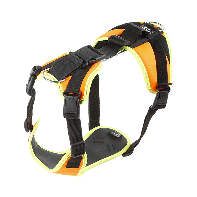 3D view of Julius K9 Mantrailing Outdoor Dog Harness