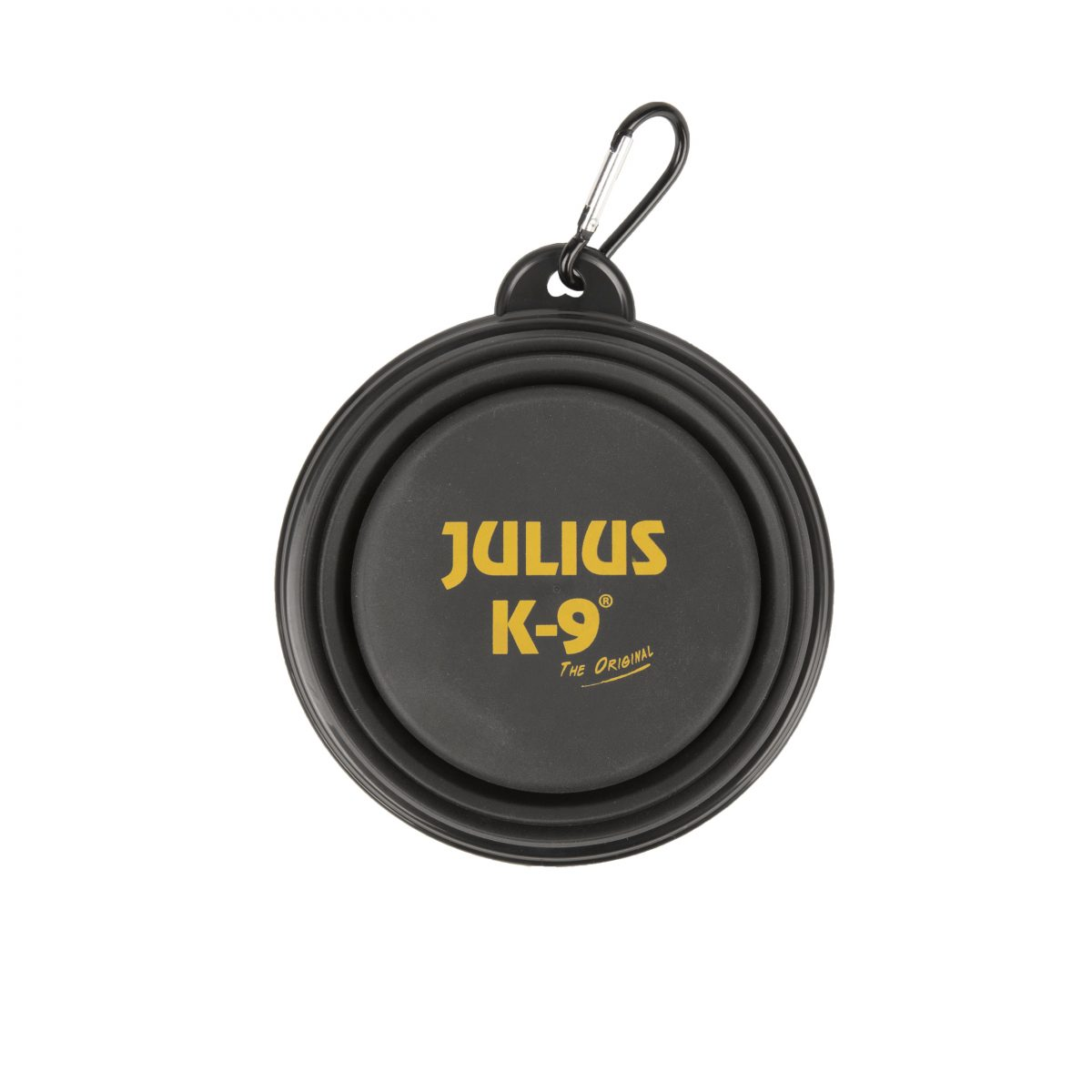 Bottom of Julius K9 NZ Collapsible bowl while collapsed