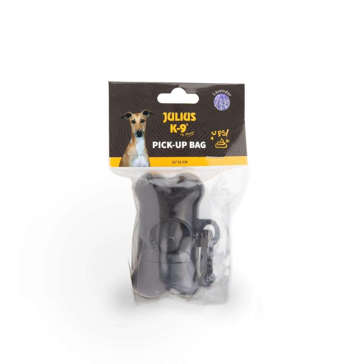 Julius k9 NZ Dog Pick Up Bag Holder in packaging