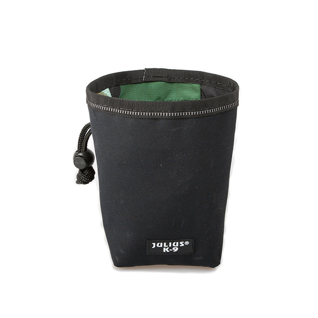 Front of Julius K9 dog treat pouch