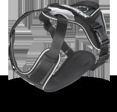 IDC Longwalk harness in black