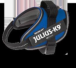 IDC Powair harness in blue