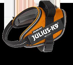 IDC Powair harness in orange