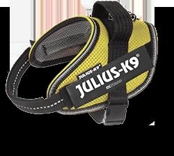 IDC Powair harness in yellow