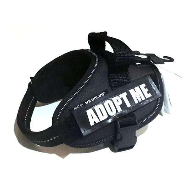 Adopt Me Custom Label for Julius-K9 Accessories