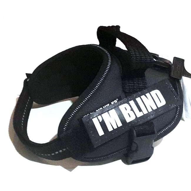 I'm Blind Custom Label for Julius-K9 Accessories