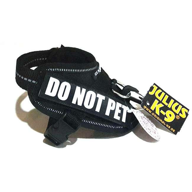 Do Not Pet Custom Label for Julius-K9 Accessories